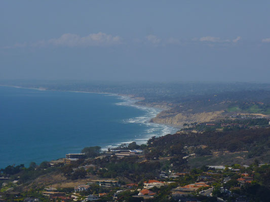 Vue du Mount Soledad