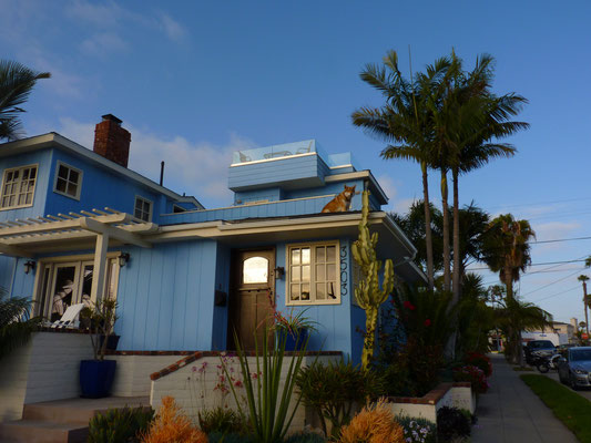 A deux pas de Pacific Beach (San Diego, Californie)