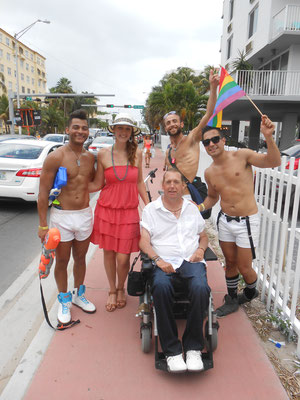 Gay Pride à South Beach