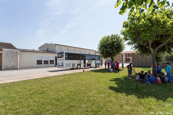 Le centre d'accueil de Montignac-Lascaux, accueille les groupes de scolaires, sportifs et familiaux…