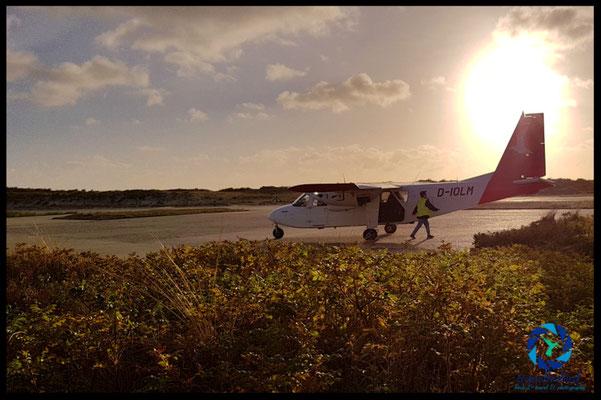 Britten Norman Islander des OFD