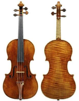 Страдивари Антонио  скрипка  Кремона 1644г.-1737 г.
