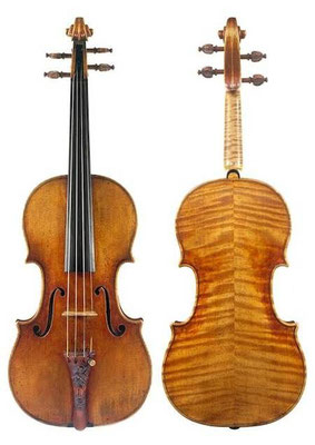 Страдивари Антонио  скрипка 1714 г. Leonora Jackson