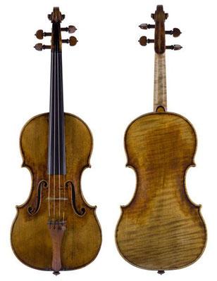 Гварнери дель Джезу  скрипка 1742 ex-Soldat