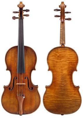 Страдивари Антонио  скрипка   Auer 1690 г.