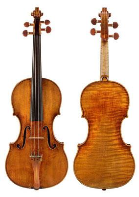Гварнери дель Джезу  скрипка , 1735 Sennhauser