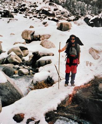 Meine Neugierde das Leben und die Welt zu entdecken lebte ich als Weltenbummlerin ab dem 24.Lebensjahr durch Nepal