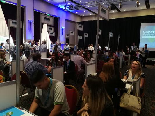 Fedecatur  Cámara Argentina de Turismo Neoworkshop