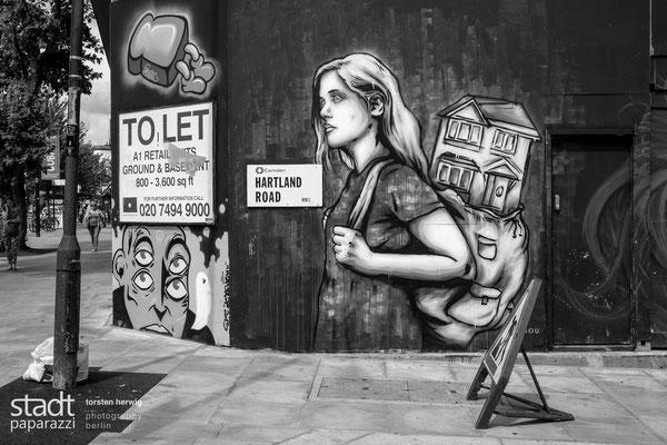 StreetArt: Zabou