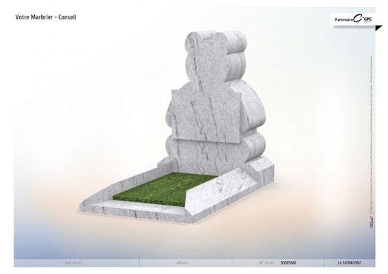 Monument enfant