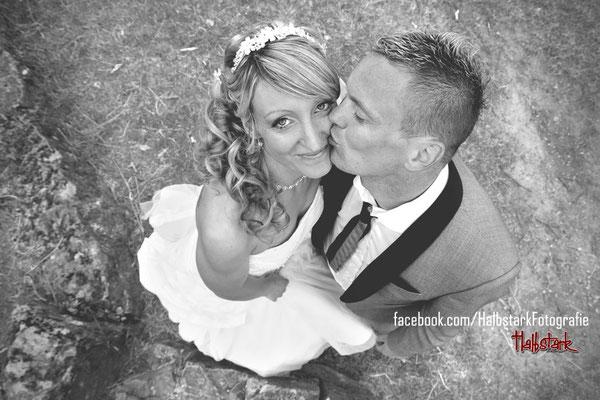 Hochzeit auf der Rudelsburg