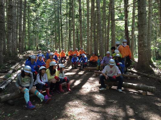 企業向け植樹活動のコーディネイト