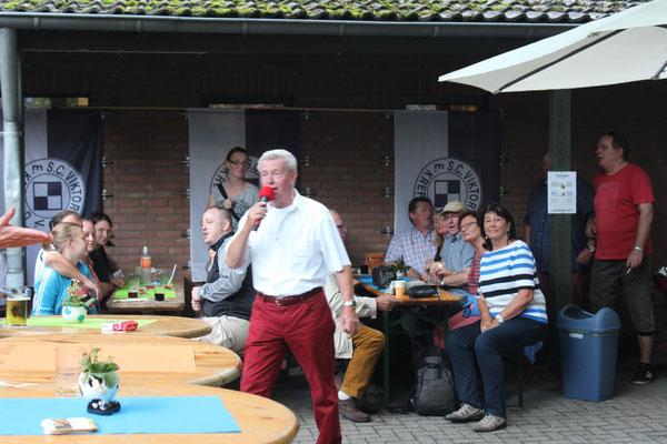 Hans Thelen Heute