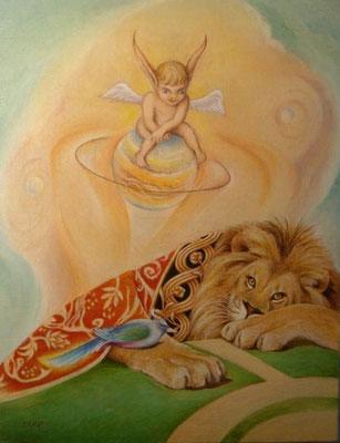 4-ライオンと天使0518