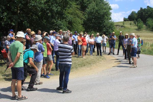 So viele Leute interessieren sich für Wiesenbrüterschutz