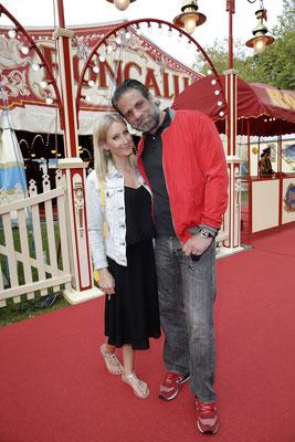Carsten Spengemann mit Freundin Julie Gross