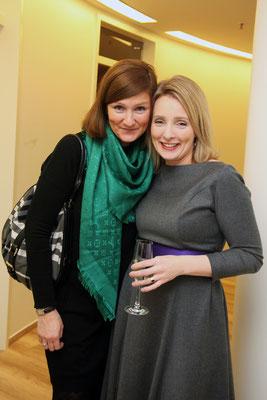 Daniela Laubinger und Dr. Anja Dawson