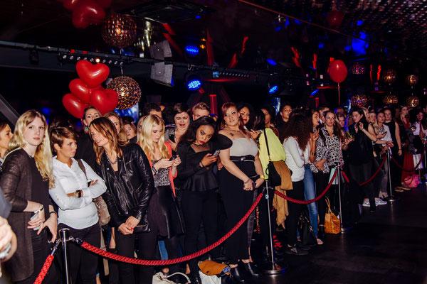 Die Fashion-Crowd im Upper East