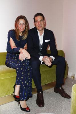 Alexandra Neldel und Nico Heinemann