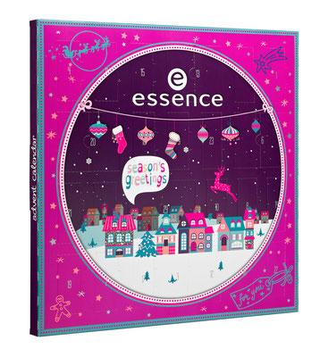 Essence, ca. 25 Euro (erhältlich in Drogeriemärkten)