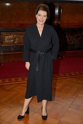Nachrichtensprecherin Susanne Daubner führte als Moderatorin durch die Verleihung