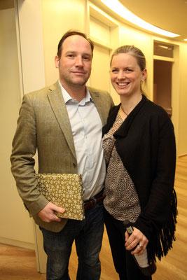 Nils und Diana Dieckmann