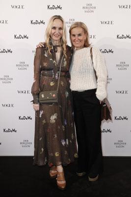 Anne Meyer-Minnemann and Petra Fladenhofer