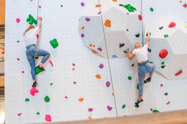 Climbing-Fun im Doppelpack