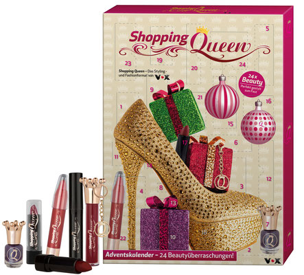 Shopping Queen, ca. 30 Euro (z.B. über amazon.de)