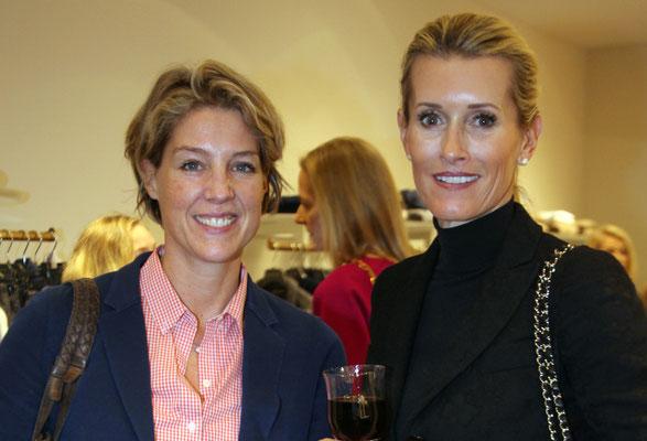 Christina Block und Dagmar Viereck