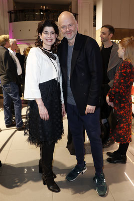 Dorothee Schumacher and Joerg Ehrlich
