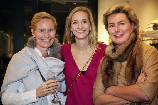 Katrin Nielsen mit Nina Deutschmann und Barbara Gabbert