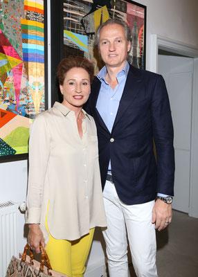 Niklas und Claudia Huth