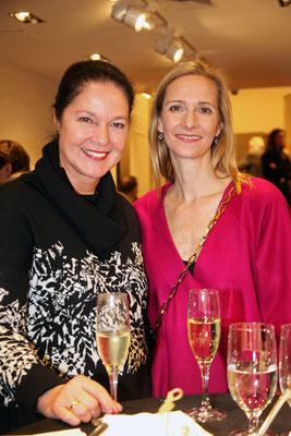 Dr. Regina Wagner und Nina Deutschmann