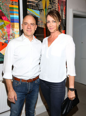 Robert und Tanja Marx