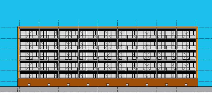 40 appartementen Voorburg