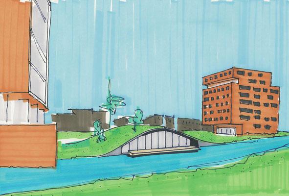 wijkgebouw Watervogelstraat Den Haag