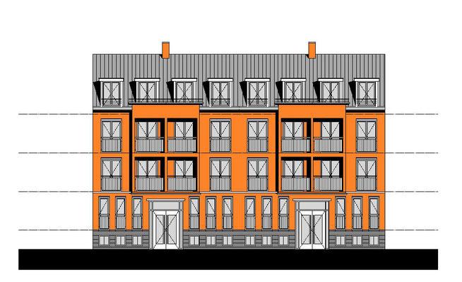 16 appartementen Rotterdam