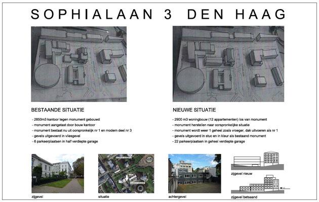 transformatie kantoor+nieuwbouw 12 appartementen