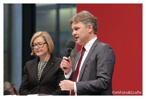 Britta Wirtz, Markus Brock