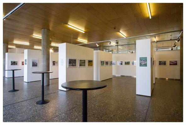 Ausstellung in Rathaus