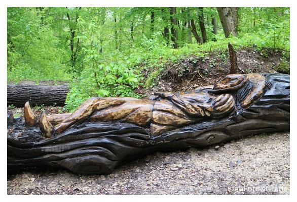 Der schlafende Graf – oder die Geschichte vom Pfullinger Wappen