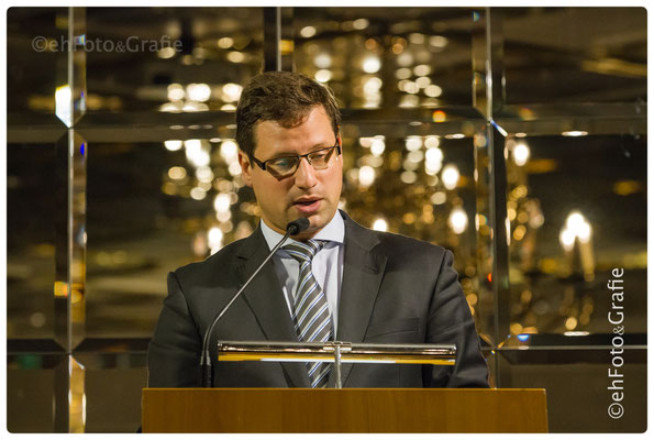 Dr Gergely Gulyás | Vizepräsident des Ungarischen Parlaments