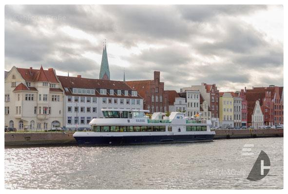 MS Hanse • Travemünde - Lübeck