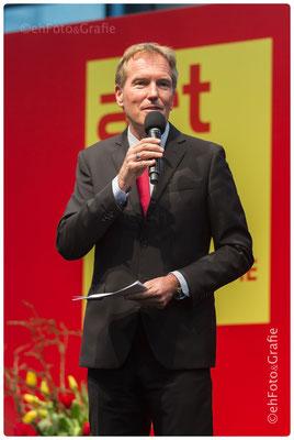 Markus Brock (SWR Moderator)