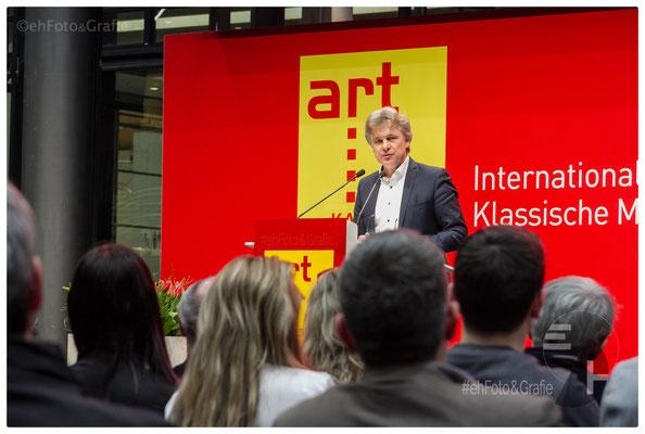 Dr. Frank Mentrup, Oberbürgermeister der Stadt Karlsruhe