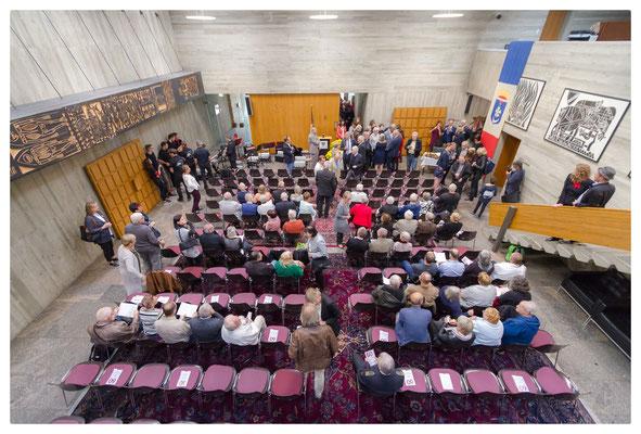 Festakt • Reutlingen Ratsgebäude