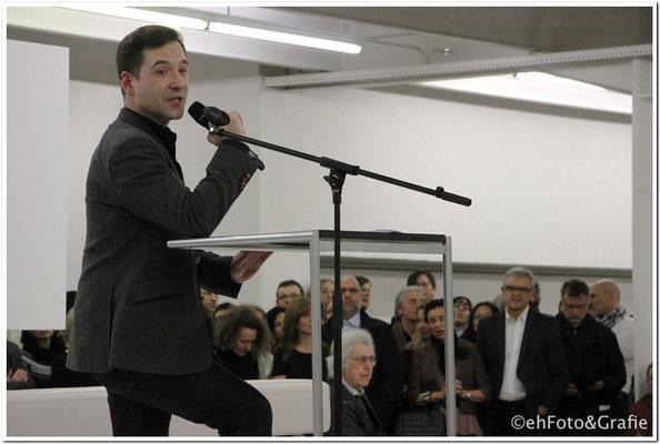 Christian Malycha Künstlerischer Leiter, Kunstverein Reutlingen