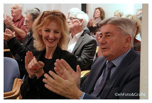 #Dr. Berényi János György  Konzul, Bernadette Dán  Kunst- und Kulturmanager