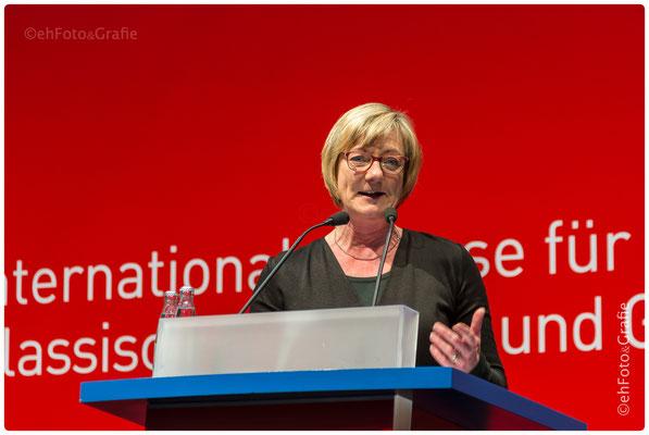 Edith Sitzmann, MdL (Ministerin für Finanzen des Landes BW)
